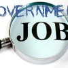 Increasing demand for government jobs