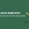 How to crack RRB NTPC by self-preparation?