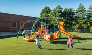 Use Your Imagination for a Unique and Enjoyable Playground