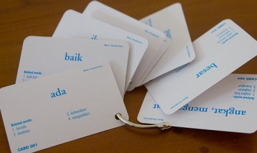 Guide to Language Flashcards