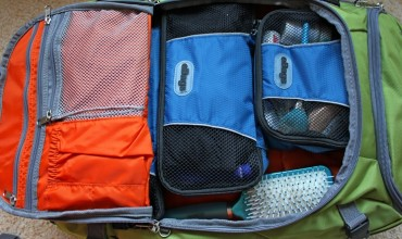 Backpack bags helps staying organized, but buy a quality backpack