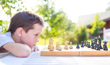 Playing Chess Exercises the Brain Muscle