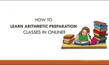 How to learn arithmetic preparation classes in online?