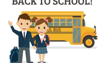 Tips for Going Back to School