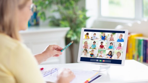 Tips for Helping Kids with Remote Learning